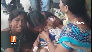 4 Months Old baby Dies Due To Injection Fail | Parents Allege Doctor  Negligence | Khammam | iNews video - id 3218919d7937 - Veblr Mobile
