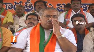 BJP Leader Suresh Reddy Reacts On Nellore SP Transfer Issues | iNews