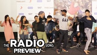 Media DANCES With Remo On Salman's The Radio Song - Tubelight