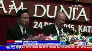 Special Report: Kebaktian Natal Akbar 2015 # 12