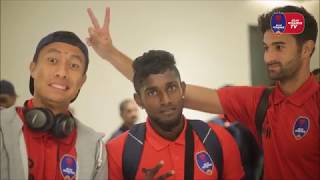 Delhi Dynamos- What goes around off field