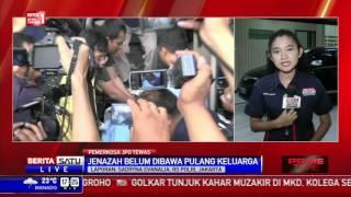 Jasad Pemerkosa Karyawati Disemayamkan di RS Polri