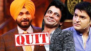 Navjot Siddhu Might QUIT The Kapil Sharma Show