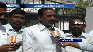 People's Suffering With Lack Of Water Supply In Vemulawada | karimnagar | Ground Report | iNews
