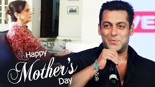 Salman CELEBRATES Mothers Day With His Mom