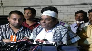 Comedian Ali Pay Homage To Dasari Narayana Rao Death | iNews