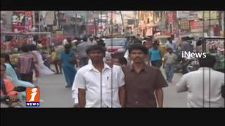 GHMC Focus Meat Sales | Warns Hotels and Restaurants over Cleaning | iNews