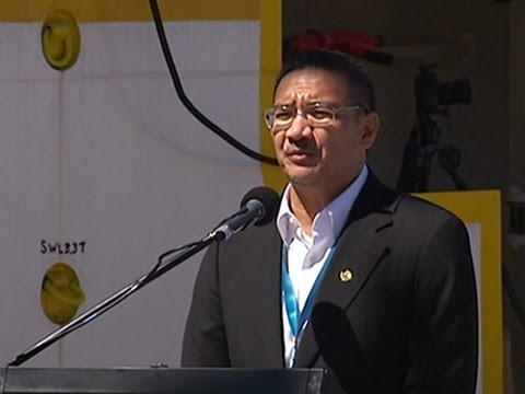 Malaysian Official- 'We Will Find MH-370' News Video