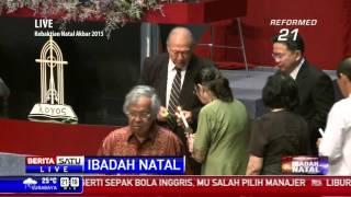 Special Report: Kebaktian Natal Akbar 2015 # 13