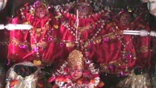 नवरात्र के छठे दिन मंदिरों में उमड़ा आस्था का सैलाब