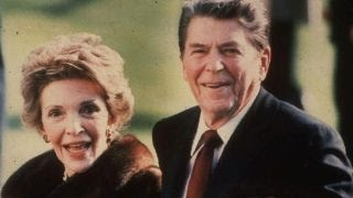 Who's going to Nancy Reagan's funeral?