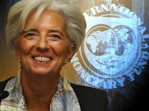 IMF Chief Lagarde Under Investigation in France News Video