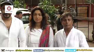 Full Watch!!! Inder Kumar's Prayer Meet | Wife Pallavi Sarraf & Daughter