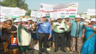 Vishaka People Rally Over National Voters Day | Vote Is More Valuable | iNews