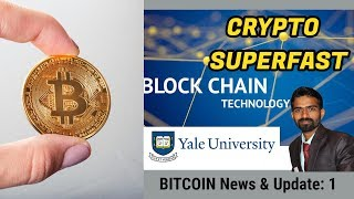 Crypto Superfast #1- Latest Bitcoin news & Update
