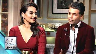 Sonakshi Sinha And Karan Johar's 'COFFEE DATE'