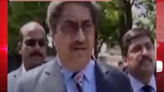 पाकिस्तान ने फिर से जाधव से मिलने नहीं दिया
