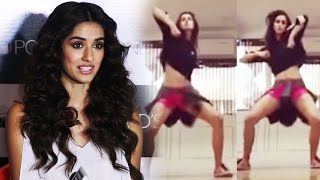 Disha Patani REACTS To Her Viral Hot Dance Video