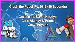 Pepsi IPL 2015 (advertisement) @ awSumit