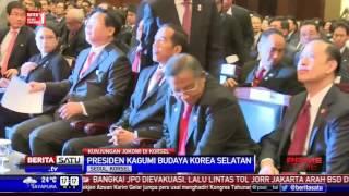 Jokowi Ungkap 2 Hal Kekagumannya kepada Korsel
