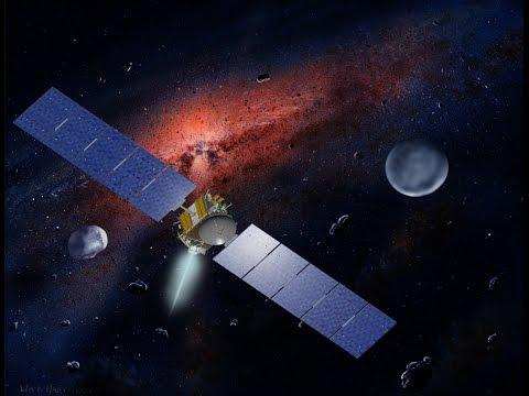 NASA Probe Finally Arrives at an Icy Alien World News Video