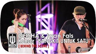 GEISHA & Iwan Fals - Konser