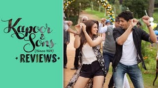 Arjun fights with his Bai? | Movie Review | Kapoor & Sons | Sidharth Malhotra, Alia Bhatt