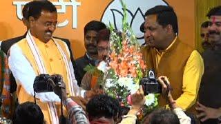 बीजेपी की होली में लगे चार चांद, नेताओं ने पीएम मोदी को दिया जीत का श्रेय
