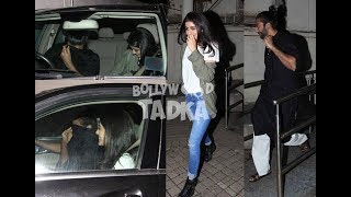 Amitabh Bachchan's grand daughter Navya on secret date?