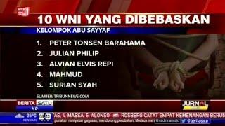 Daftar Nama 10 WNI yang Dibebaskan Kelompok Abu Sayyaf