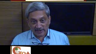If Taxi Owners Don't Ply Their Vehicles, I Can't Force Them To Bring It On The Roads- Parrikar