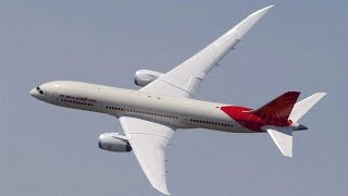 Air India flight makes emergency landing at Delhi airport due to tyre problem