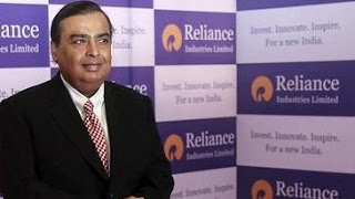 Mukesh Ambani top Indian in Forbes' super-rich list