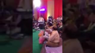 Teri hey jami tera aasma , Bhajan by krishna ji, Painting show by Nandlal - 9990001001, 9211996655