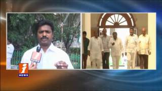 We are Highlighting AP Special Status Issue in Assembly | YSRCP MLAs To Privilege Committee | iNews