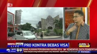 Dialog: Pro Kontra Bebas Visa #1
