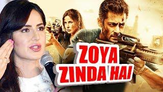 Katrina Kaif In FUN Mood - Why The Title Isn't Zoya Zinda Hai