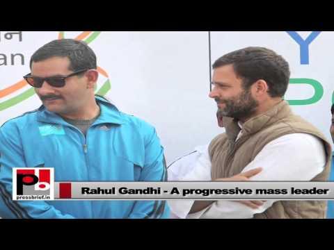 Rahul Gandhi- A leader who always emphasizes communal harmony