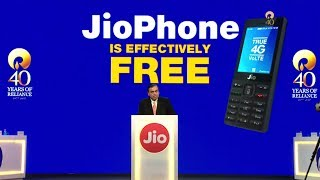 Reliance Jio 4G feature phone- All you want to know about it