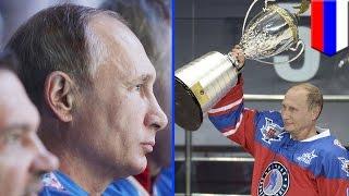 Putin 2015: ex-NHL stars join Vladimir Putin's hockey birthday bash in Sochi