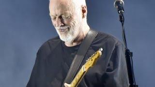 Gilmour Returns to Pompeii - News Video