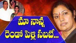 Daggubati Purandeswari Comments On Ntr Biopic Movie & NTR Lakshmi Parvathi Marriage | Rectv India