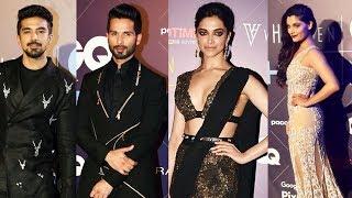Van Heusen + GQ Fashion Nights 2017 DAY 02 | Deepika Padukone, Shahid Kapoor, Irrfan Khan