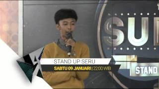 Stand Up Seru (Sabtu 9 Januari 2016)