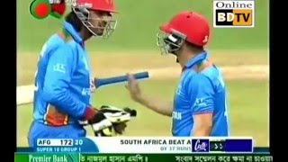 World Cup T20 2016 South Africa Vs Afghanistan, South Africa Beat Afghanistan By 37 Run's