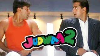 Salman Khan To Have DOUBLE ROLE In Judwaa 2 - Varun Dhawan, Jacqueline Fernandez, Taapsee Pannu
