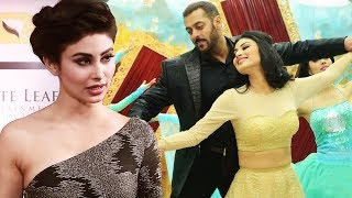 Mouni Roy REACTS On Working With Salman Khan In Dance Film