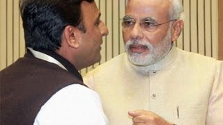 PM Modi counters Akhilesh's 'donkey' jibe, says Gandhi and Patel born in Gujarat