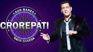 Salman Khan To Host Kaun Banega Crorepati?