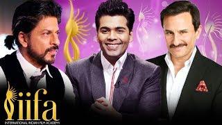 Not Shahrukh Khan, Karan Johar & Saif Ali Khan Will Host IIFA Awards 2017